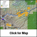 Sonoita Creek Map